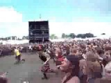 Lamb Of God  Caliban Wall Of Death @ Wacken