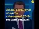 «Россия 24» назвала сторонников Навального сектантами