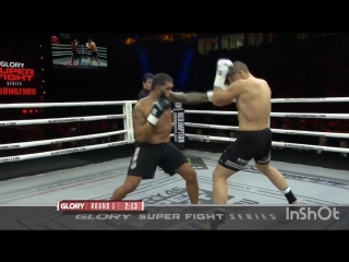 GLORY 46 SuperFight Series: Rico vs Bigfoot