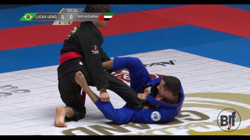 Lucas Ueno vs Rashed Khaled Almenhali TokyoGS бжж какпоучебнику