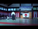 Юкимаса Овада Сихан, один из инструкторов Сибу (Shibu) додзё, Ивама.