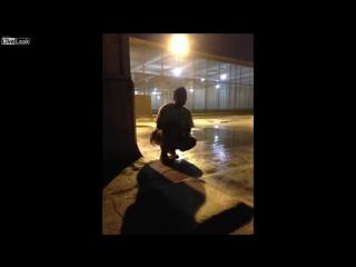 Американские заключенные засняли свой побег из тюрьмы Рифмы и Панчи