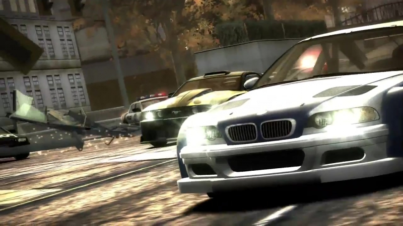 Need for speed most wanted fan treiler под русский рэп 2017