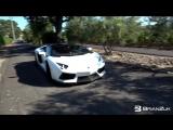 Lamborghini Aventadors SV - Drive, Races, Launch Control