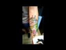 F1sh tattoo