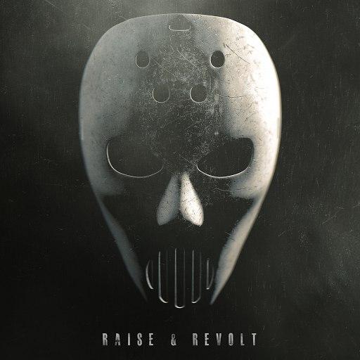 Angerfist альбом Raise & Revolt