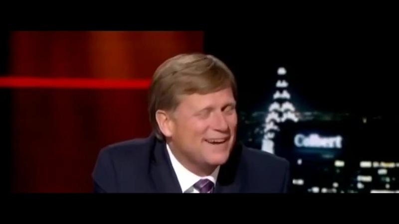 Бывший Посол США Майкл Макфол в России о Путине на ДЕЙЛИ ШОУ