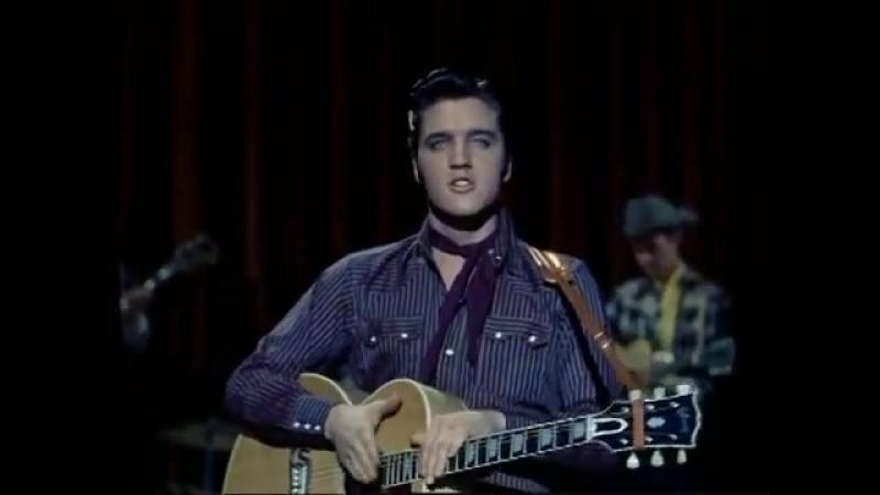 Элвис Пресли - Lonesome Cowboy