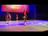 Mainland European Oireachtas parade of champions, day 1
