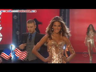 Джастин Тимберлейк на супер шоу Victorias Secret в США  Sexy Back Justin Timberlake Красивые девушки