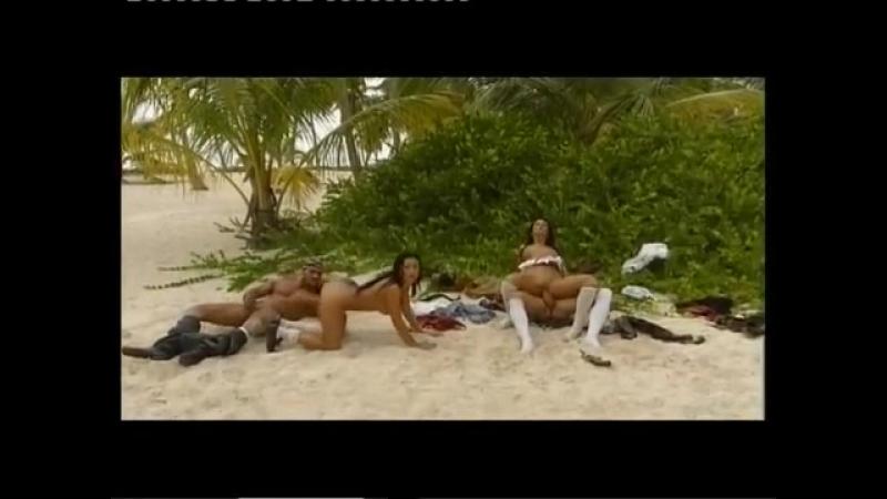 Амазонки и робинзон на необитаемом острове порно