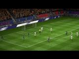 FIFA18 Сольный проход Гризмана. Гол Старриджа.