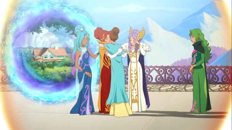 Elves: Secrets of Elvendale / Эльфы: Тайны Эльфендейла - 7 (07 из 08) серия [MVO]