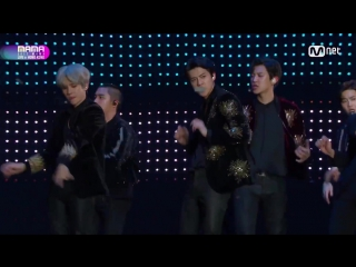 171201 EXO Suho — I See You (KAI Solo) + Kinetic Perf. + POWER (Remix Ver.) @ MAMA 2017 in Hong Kong