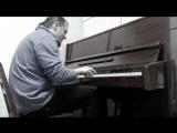Сочинение музыки на фортепиано.