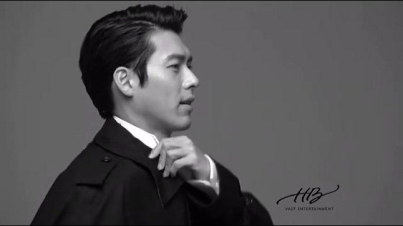 Hyun Bin: <秘密任務 공조> Esquire Hong Kong (March 2017)