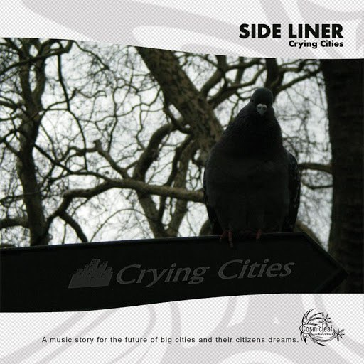Side Liner альбом Crying Cities