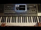 Italo Disco- Мальчишник-Ночь  Remix (Korg Pa900) Demo Style (1)