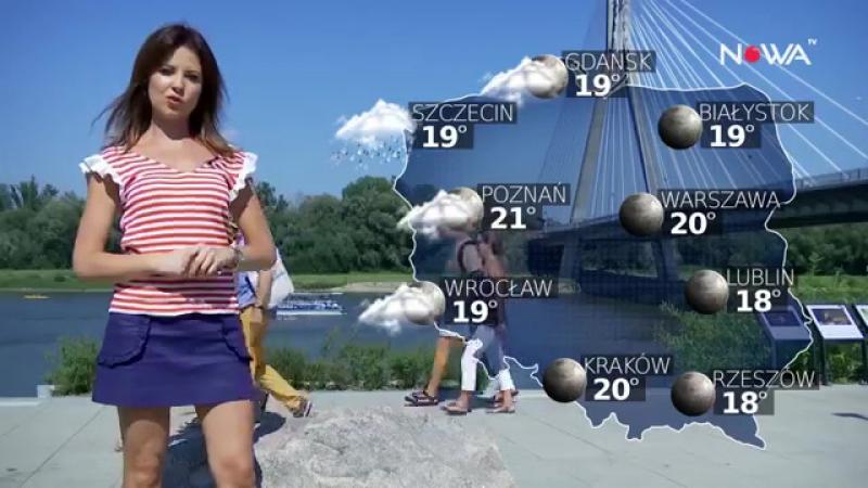 Прогноз погоды (Nowa TV [Польша], 30.07.2017)