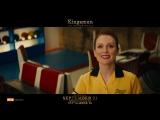 Kingsman: Золотое кольцо / Kingsman: The Golden Circle.ТВ-ролик #4 (2017) [1080p]