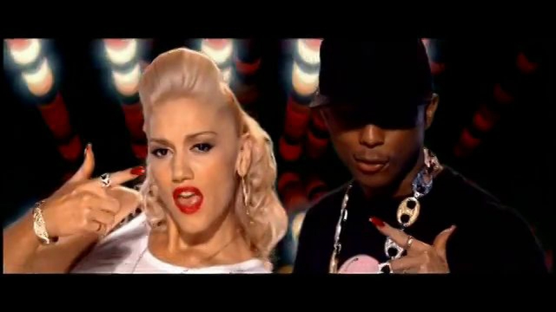 Pharrell Williams ft. Gwen Stefani - Can I Have It Like That