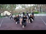 Tyga - Molly #forestcamp48 dance team by Marsel Murakaev