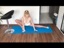 Йога гимнастки