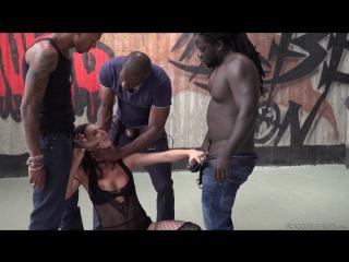 Henessys Big Black Cock Gangban  Henessy Yves Morgan_1080p