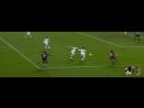 Первый гол Месси в Лиге Чемпионов