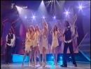 Girls aloud love machine poll winners 21.11.04
