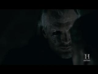 Vikings 4x16 Odin Tells Ragnar's Sons He Is Dead Ending Scene