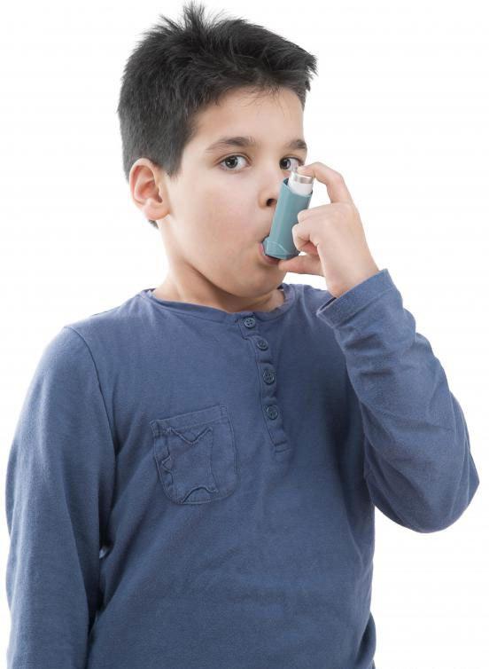 Дети с атопическим дерматитом имеют астму