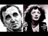 Besame Mucho - Dalida Charles Aznavour