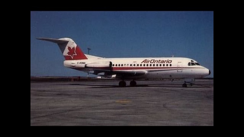 Air Crash Investigation S09E06 Cold Case Air Ontario Flight 1363 and USAir Flight 405