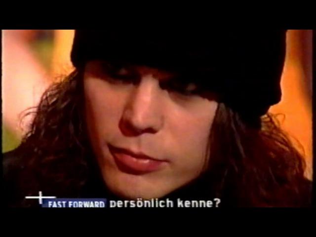 Ville Valo Interview with Charlotte Roche @ VIVA Zwei Fast Forward 2001