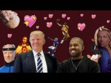 Kanye West's Favorite People
