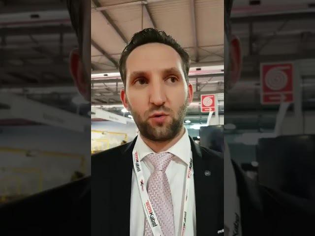 Expo Ferrovia 2017: интервью с директором Global Transnet UK Армандом Мурниекс и партнерами SWIG