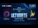 Ultimate Series: DIMAGA (Z) vs HellraiseR (P)