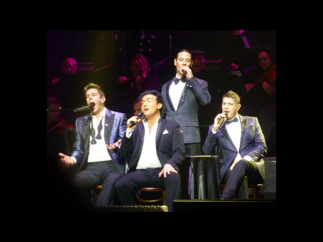Il Divo Las Vegas Residency at the Venetian The Vegas Medley September 27th 2017