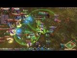Albion Online - ZvZ - EX vs FAME