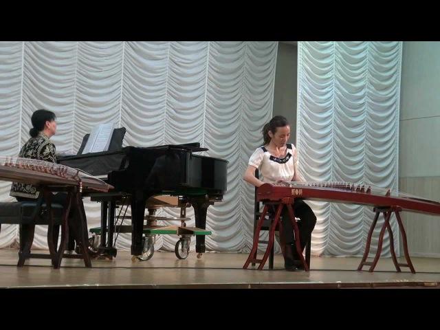 Ganhuugiin Otgonzaya plays Jantsannorov concert no2 for Yatga