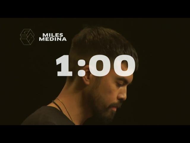 Goldie Awards 2017 YUTO vs Miles Medina DJ Battle Final Round