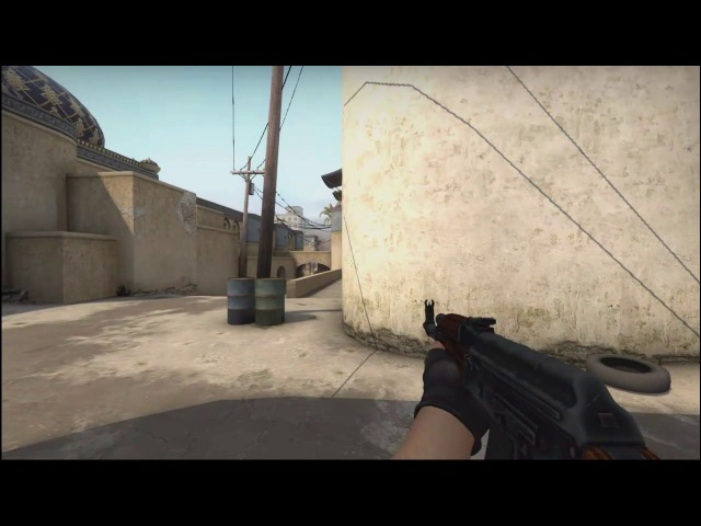Counter-Strike:Global Offencive. Frag movie 2
