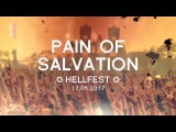 Pain of Salvation - Live at Hellfest 2017 (Full Concert)