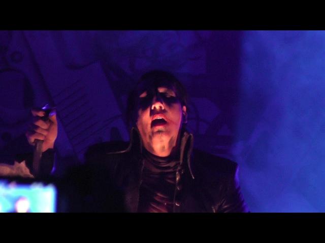 Marilyn Manson - Coma White - live Wien 20.11.2017