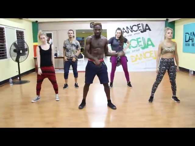 Killa Bean Anzo Dance Step AfroJam Dancehall