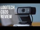 Обзор Logitech HD Pro Webcam C920 Видео тест, сравнение