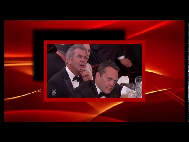 Mel Gibson and Vince Vaughn React To Meryl Streep's Golden Globes Speech