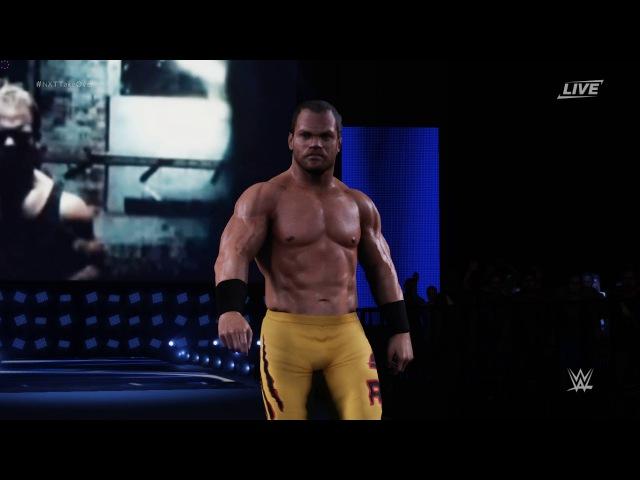 WWE 2K18 - Chris Benoit