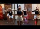 PiterZouk Birthday 2017 - Шоу - Ipanema Divas (Music: SRNO Feat. Gia Koka - Give It All Up)
